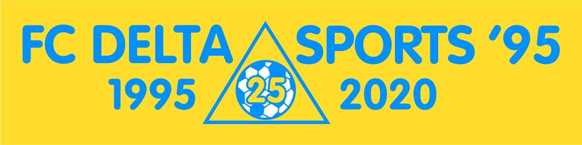 Delta Logo 25 Jubileum